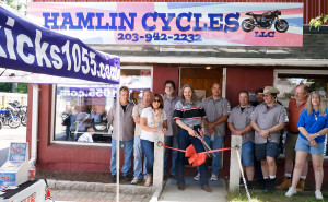 Hamlin Cycles Grand Opening