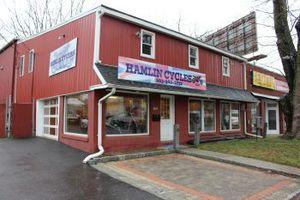 Hamlin Cycles featured in Republican American