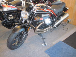 2015 Moto Guzzi Griso-Demo-Sale Only $11,500!