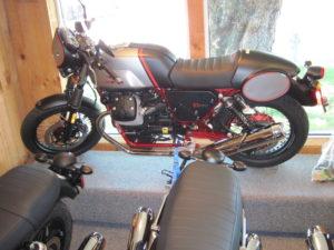 2016 Moto Guzzi V7 Racer-$11,190-SPECIAL- $9190.00!