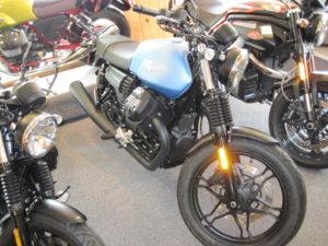2018 Moto Guzzi Stone-$8490