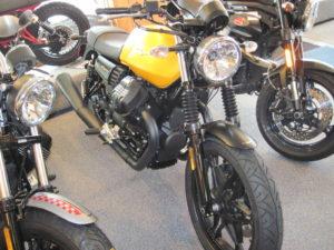 2017 Moto Guzzi V7 III Stone- $7990