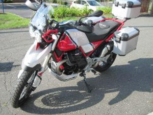 2020 Moto Guzzi V85TT Adventure-$12,990