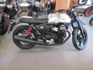 2020 Moto Guzzi V7 III Stone S-$9490