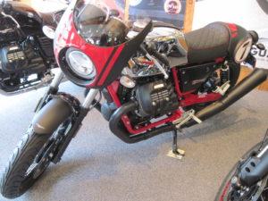 2020 Moto Guzzi V7 Racer-$9990