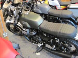 2020 Moto Guzzi V7 IIIRough-$9190