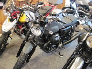 2020 Moto Guzzi V7 III Stone- $8490
