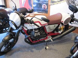 2020 Moto Guzzi V7 Racer -$9990