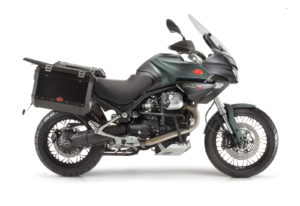 2017 Moto Guzzi Stelvio 1200 NTX- $16,190