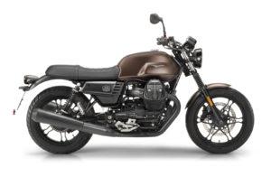 2019 Moto Guzzi V7 III NightPack-$8990