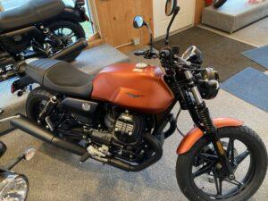 2021 Moto Guzzi Stone-$8990