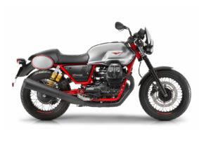 2017 Moto Guzzi V7 III Racer-$9990