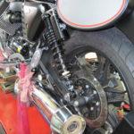 K-Tech Adjustable Rear Shock