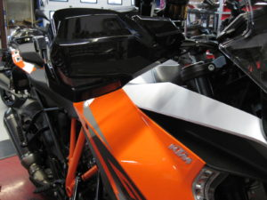 Hand Guards with Turn Signals