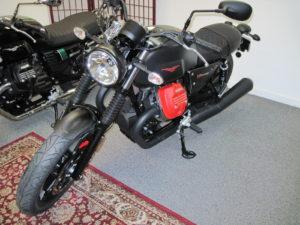 2018 Moto Guzzi Carbon Dark-$9690